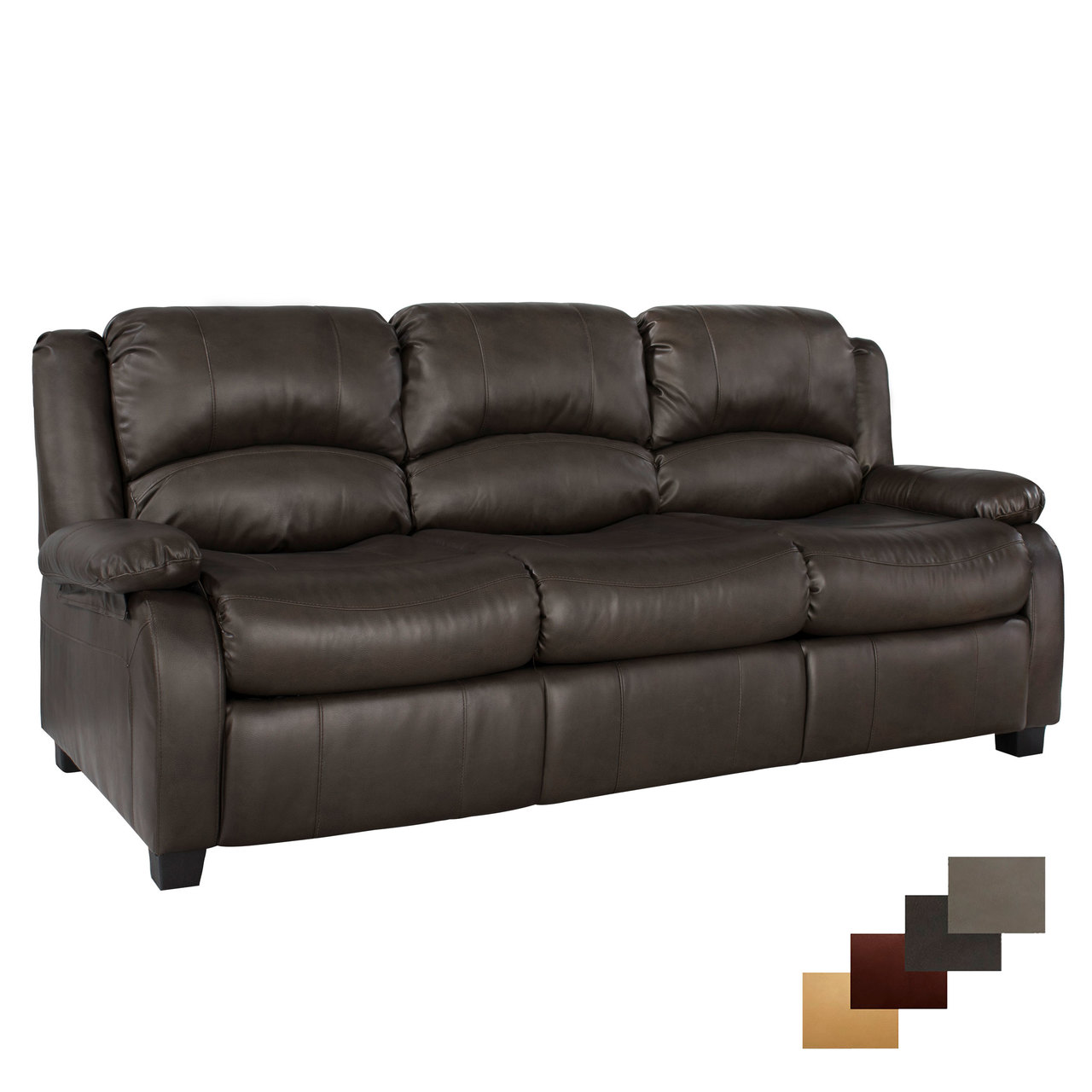 """Furnitures: RecPro Charles 80"""" RV Sleeper Sofa W/ Hide A Bed"""
